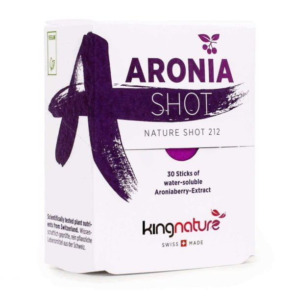 Aronia berry sticks liquid