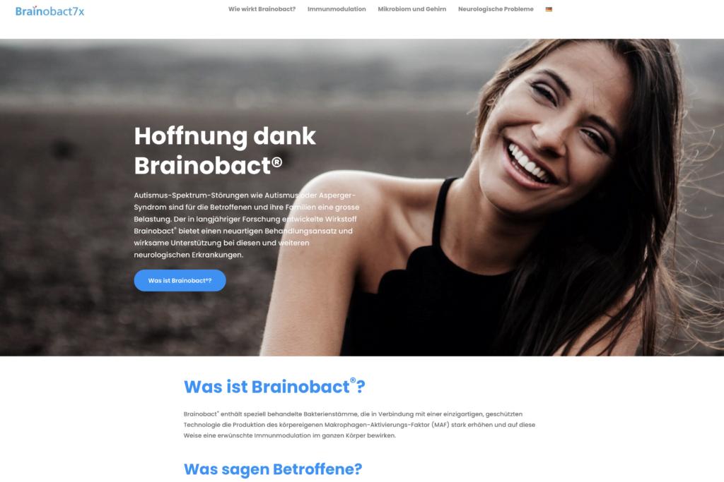 Hoffnung dank Brainobact®