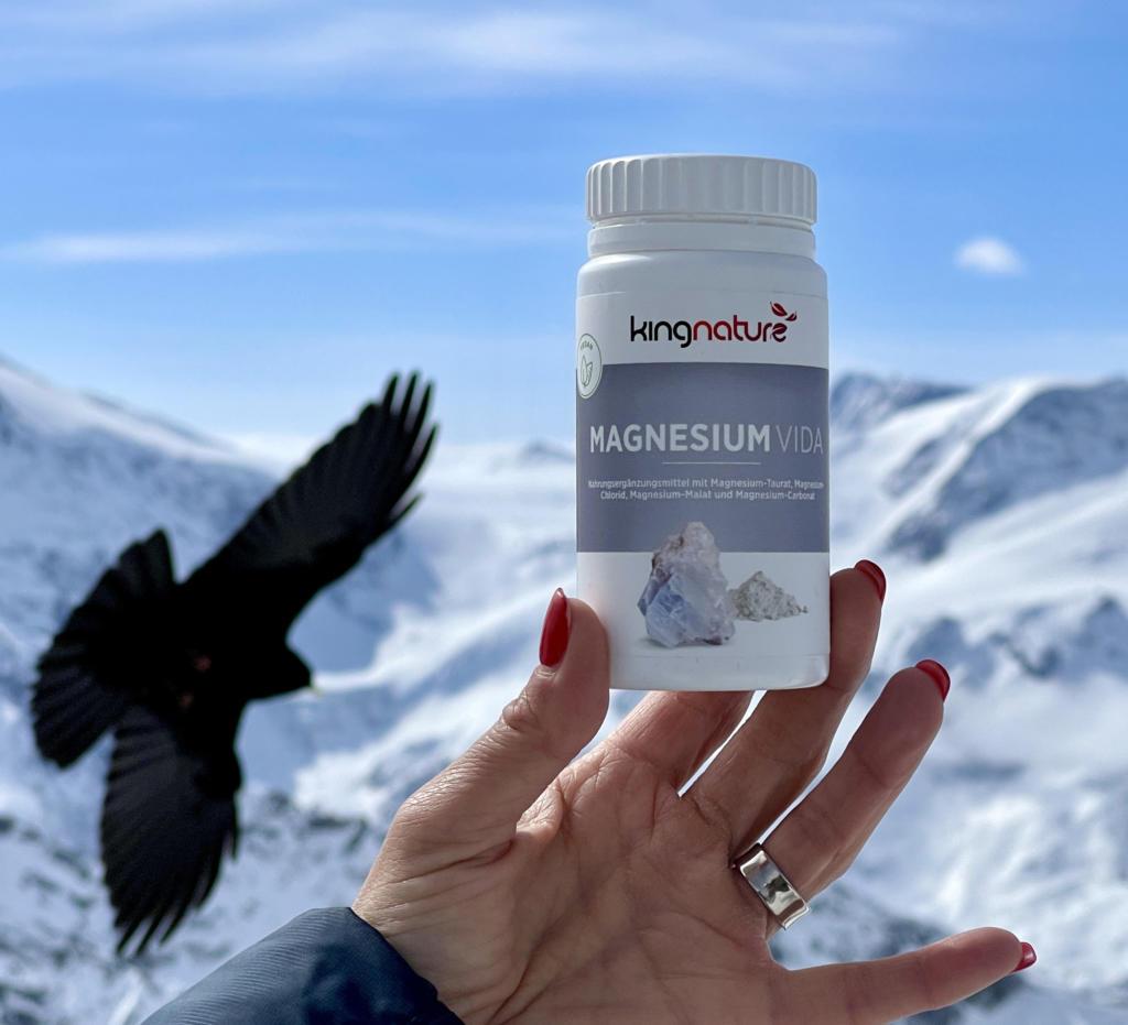 Magnesium, Vogel, Berge,