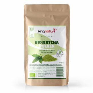Bio Matcha Pulver kaufen, Grüntee in Top-Qualität