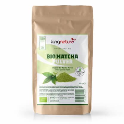 Bio Matcha Pulver kaufen