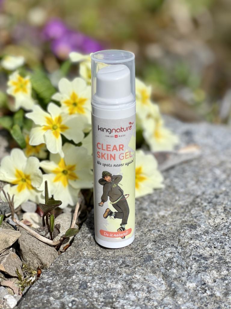 Naturkosmetik, Clear Skin Gel