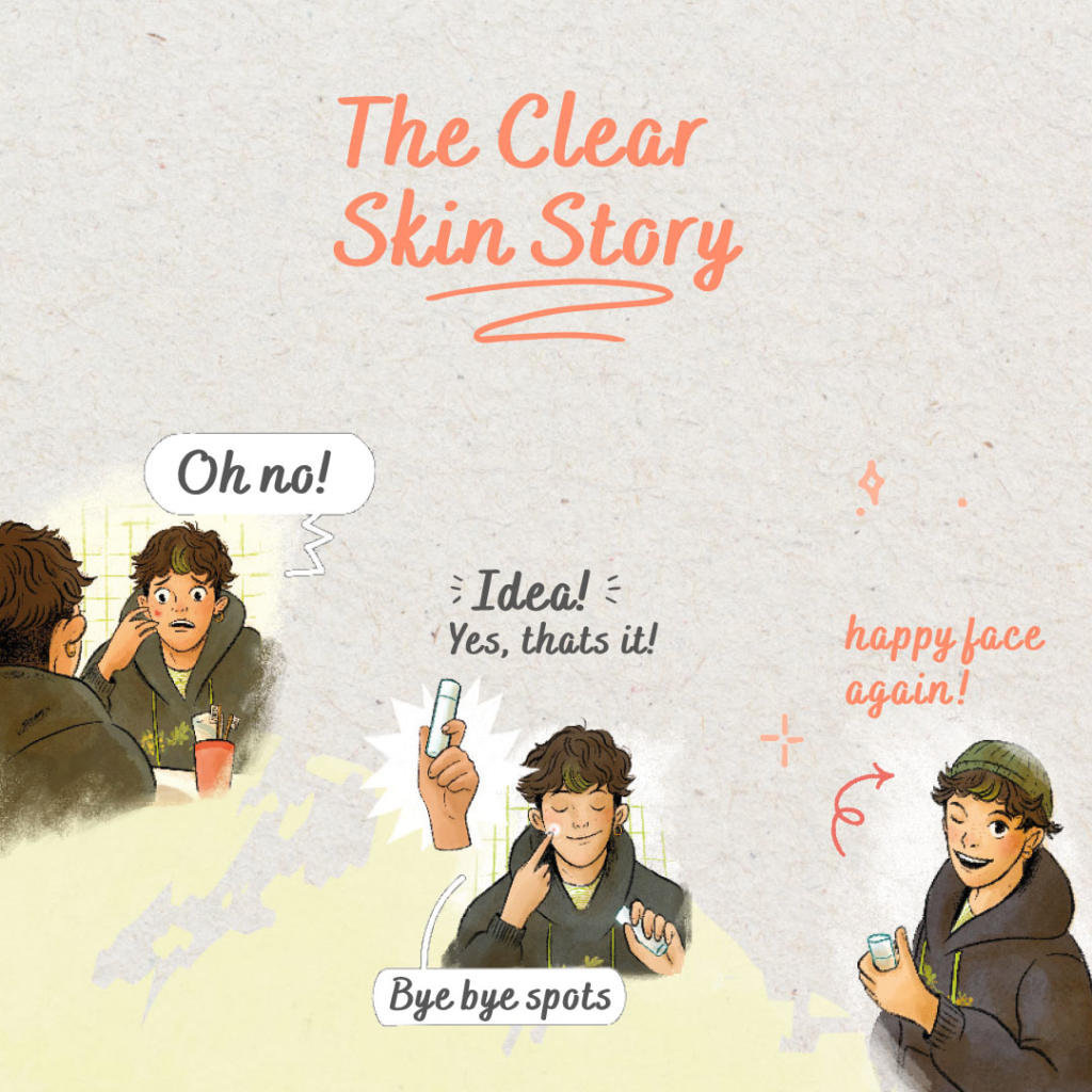 Clear Skin Launch Story