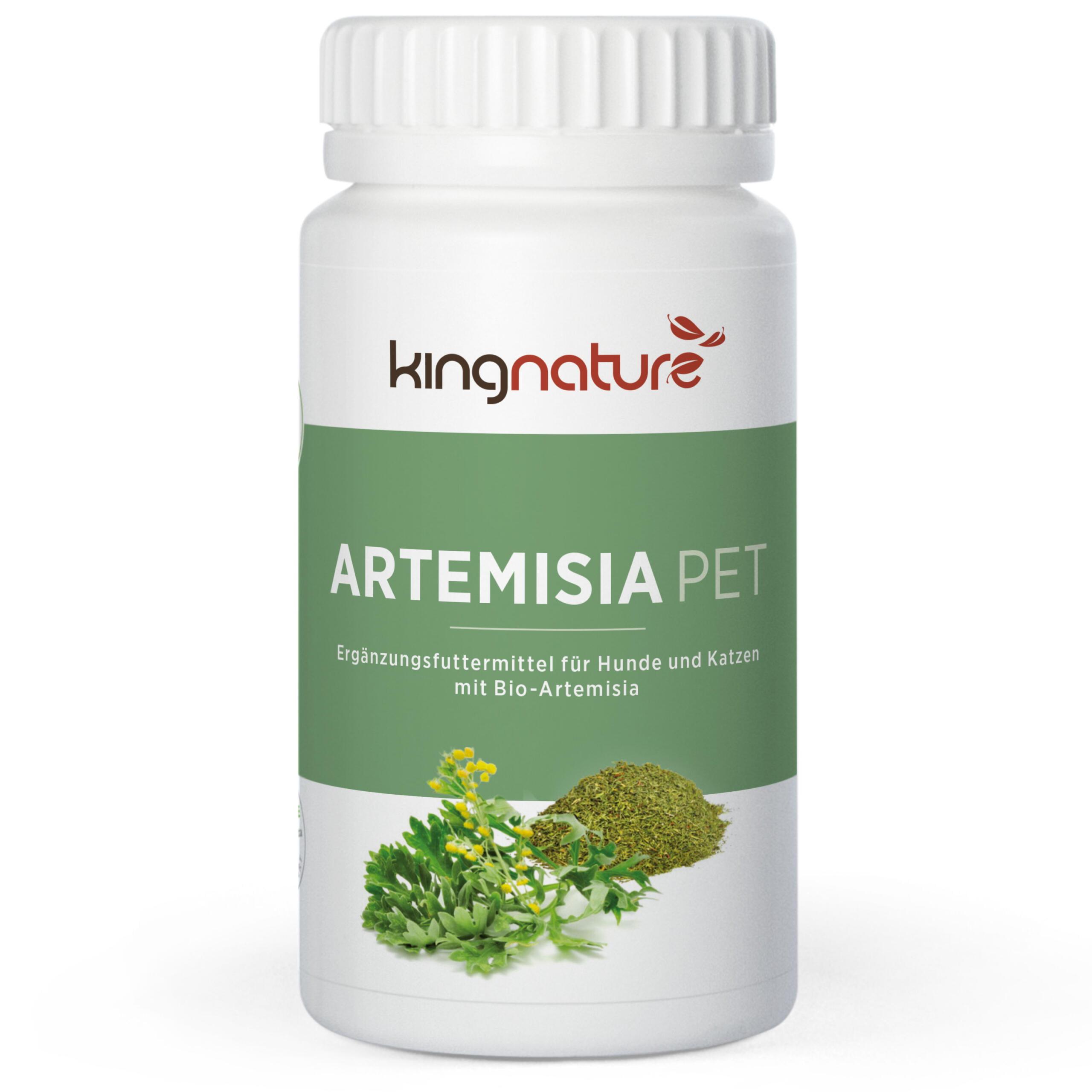 Artemisia Tierfutter kaufen mit Artemisia annua in Kapseln
